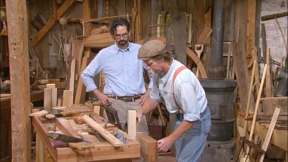 S30 Ep9: Sawing Secrets image