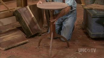 Hancock Pedestal Table image