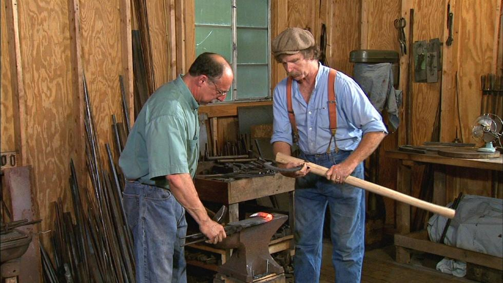 S31 Ep11: Iron Work for Timber Work image
