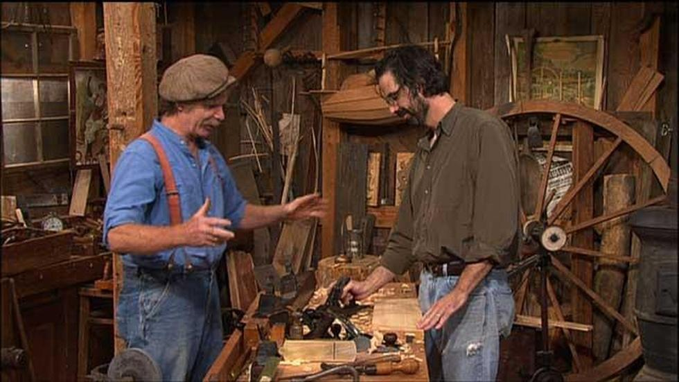 Hand Plane Essentials with Chris Schwarz image