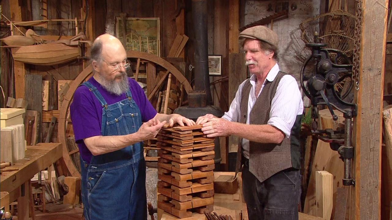 ... Rounds | Watch The Woodwright's Shop Online | WGCU Public Media Video