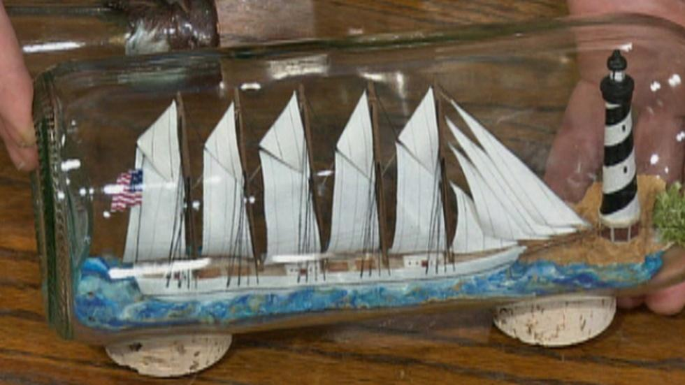A Ship in a Bottle image
