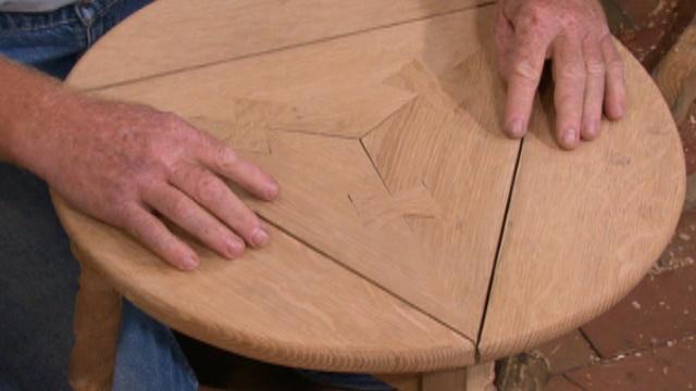 Barley Twist Table, Pt.1 image