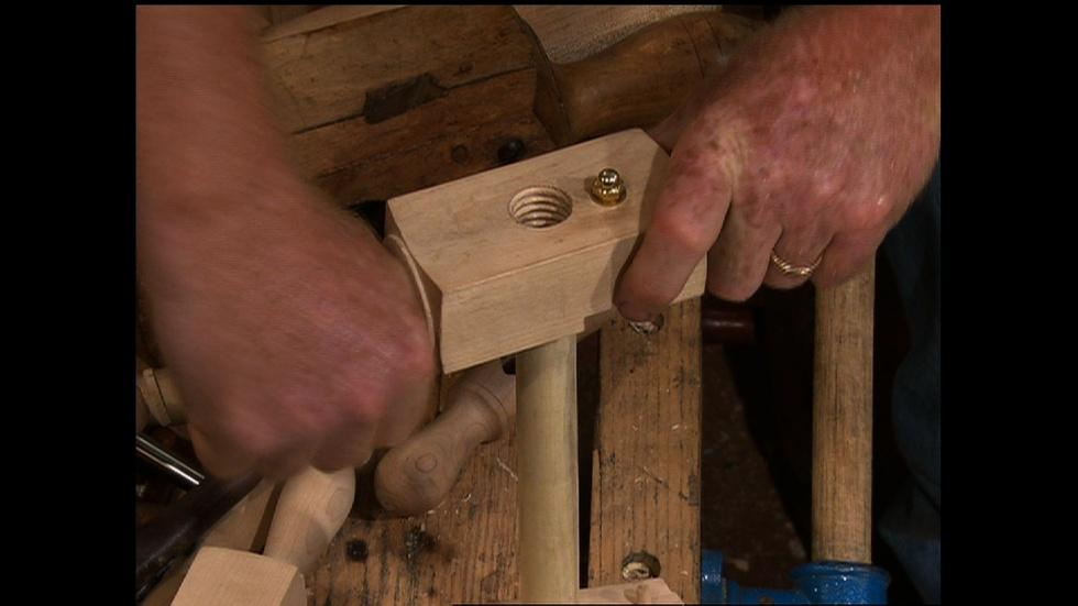 Screw Box for Wooden Threads image