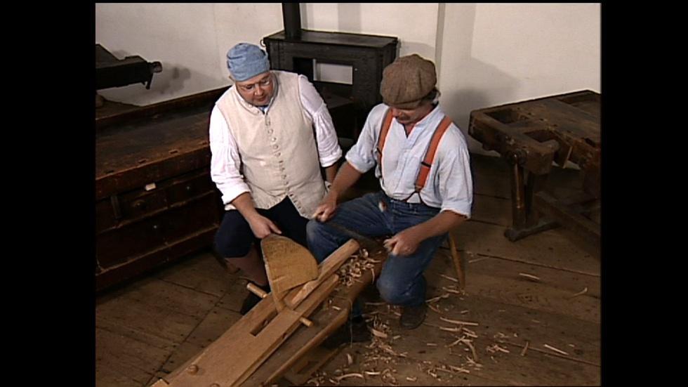 German Woodcraft in America image