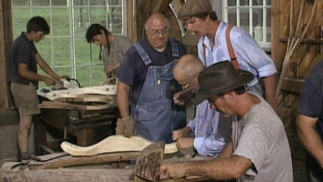 The Woodwright's Shop - Woodworking With Tillers ...