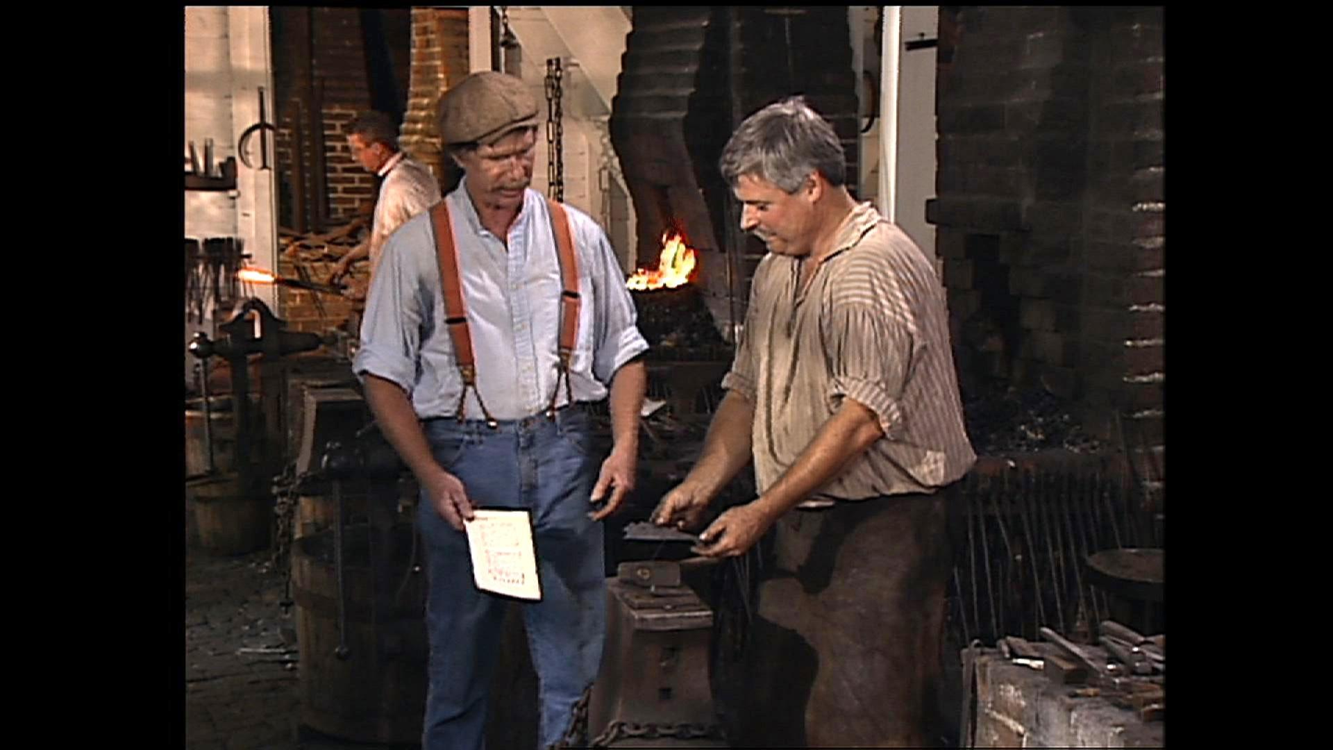 The Sordid Blacksmith image