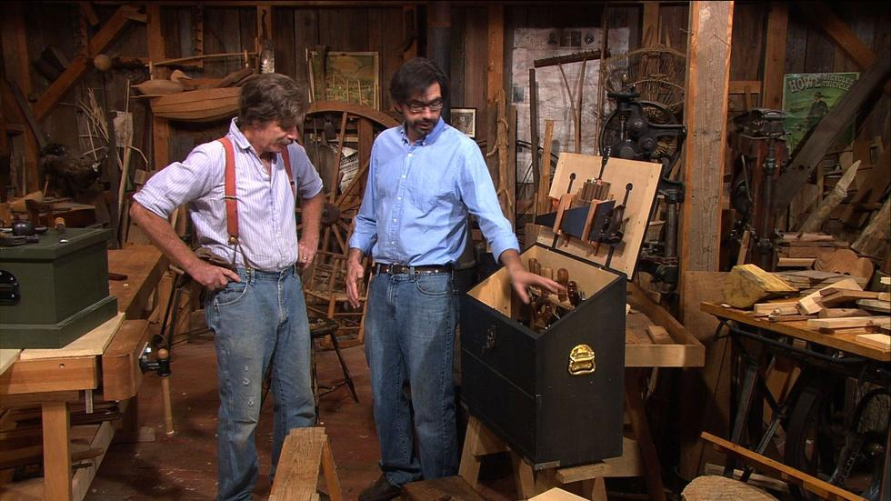S33 Ep12: Dutch Tool Chest with Christopher Schwarz image