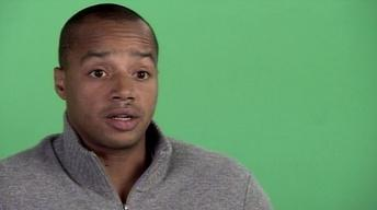 Interview with Donald Faison