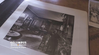 Columbus in Photographs Preview
