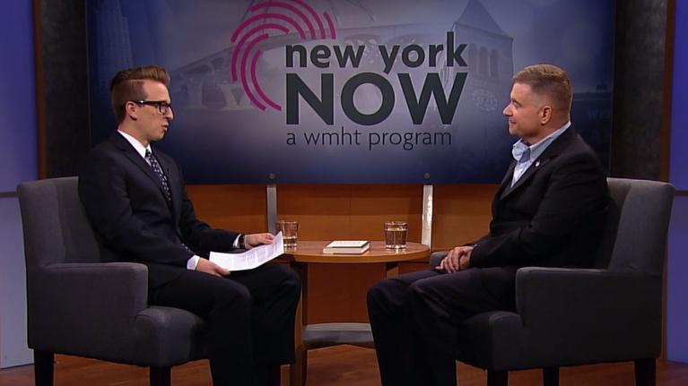 New York NOW: Chris Gibson's New Book on Revitalizing America