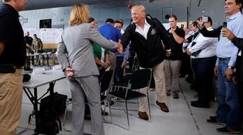 How Puerto Ricans see President Trump's hurricane response