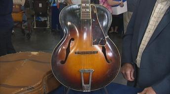 S22 Ep4: Appraisal: 1940 Gibson L-7 Guitar