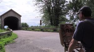 A Day In Vermont With Artist Peter Huntoon Ep 4