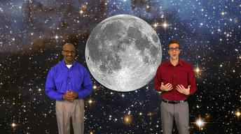 """""""Return of the Moon Joke Episode"""" Feb 12-18th 5 Min"""