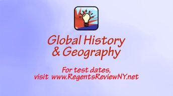 Global History & Geography