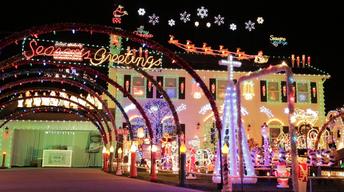 Safe Passages; Tom Schorgl; Strongsville Holiday Lights