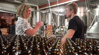 Iowa Entrepreneur: Peace Tree Brewery
