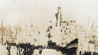 The Canton Ski Hill 1912-1944