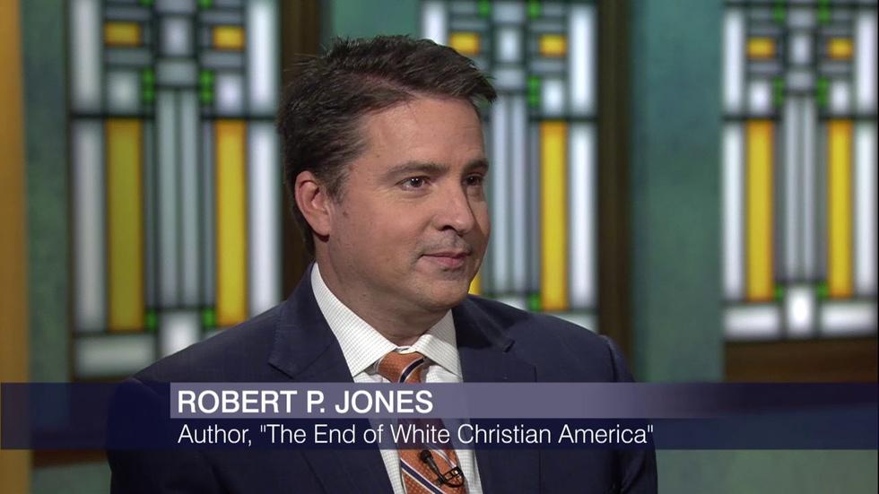 Author Explores 'The End of White Christian America' image