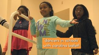 Dance Along with Rootle and Carolina Ballet!