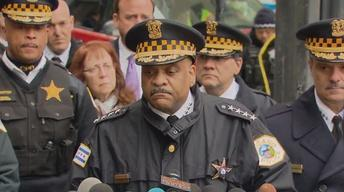 Chicago Police Officer Killed in Downtown Shooting