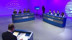 Varsity Quiz Blue League Semifinal II