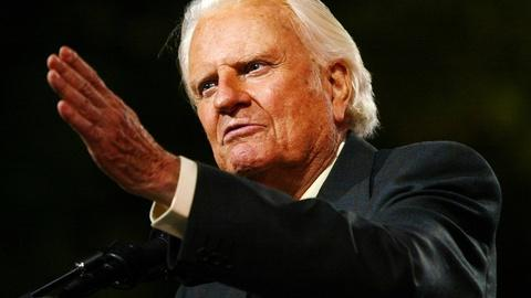 PBS NewsHour -- Remembering 'America's pastor' Billy Graham