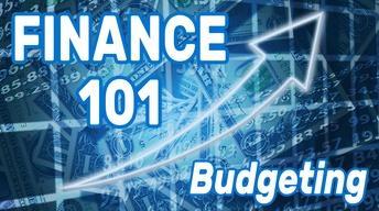 Finance 101: Budgeting