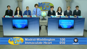 Madrid-Waddington vs. Immaculate Heart Central