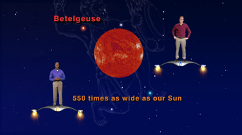 """Last Chance for Betelgeuse"" May 1-7th 5 Min"