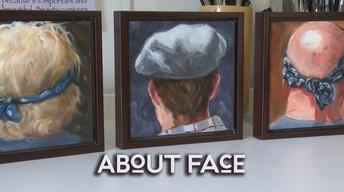 Arts District: Julie Kirkland's About Face