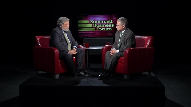 Suncoast Business Forum: October 2017: Dr. Charles Lockwood