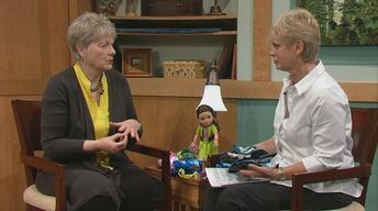 Nancy's Corner - Deborah Michie, Stitchin' for Kids
