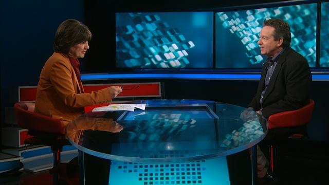 Amanpour: Paul Tucker and Lawrence Wright