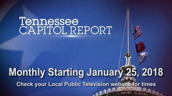 Tennessee Capitol Report 2018 Promo