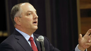 Governor Edwards Addresses the Opening of the Regular Sessio