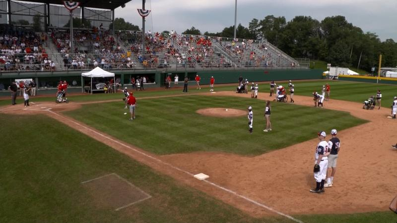 2018 Little League Challenger Exhibition Game