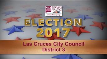 Elelction 2017: Las Cruces City Council District 3
