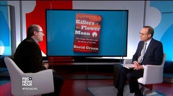 'Killers of the Flower Moon' author answers your questions