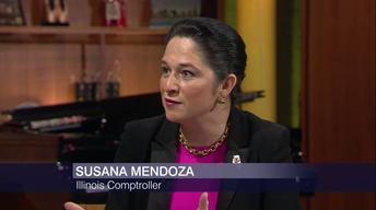 Comptroller Mendoza: State's Bill Backlog Now $8.4 Billion