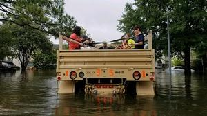 Washington debates funding for Hurricane Harvey recovery