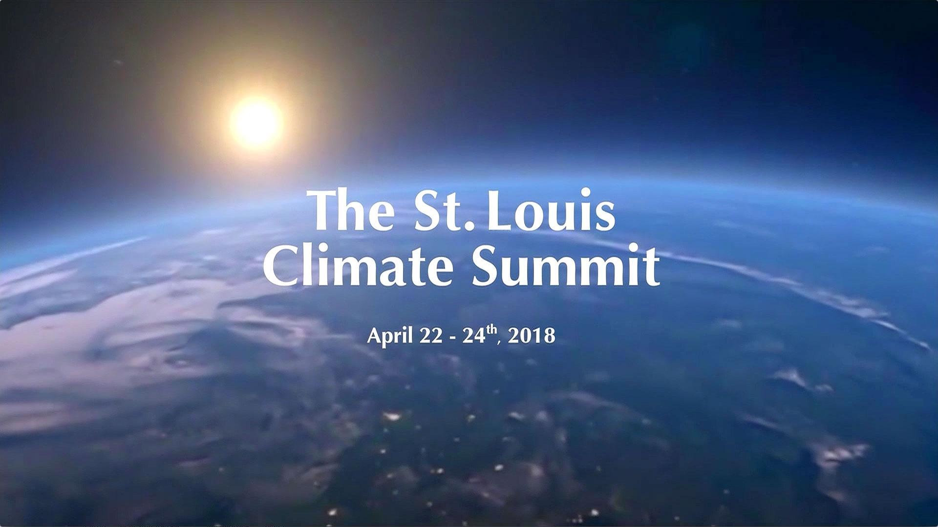 Saint Louis Climate Summit