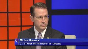 U.S. Attorney Michael Dunavant