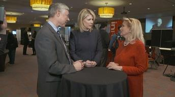 Debbie Dingell and Fred Upton Interview