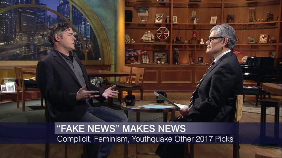 Fake News, Feminism, #MeToo: The 2017 Words of the Year image
