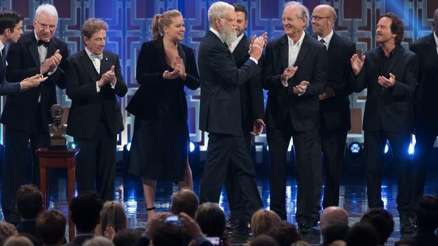 David Letterman: The Kennedy Center Mark Twain Prize