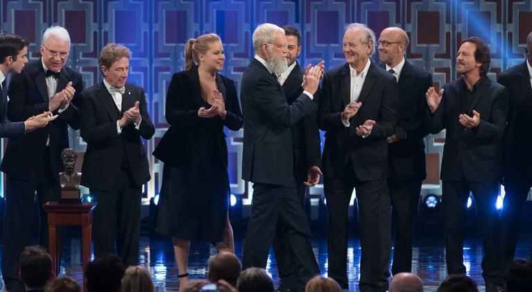 Mark Twain Prize: David Letterman: The Kennedy Center Mark Twain Prize Trailer