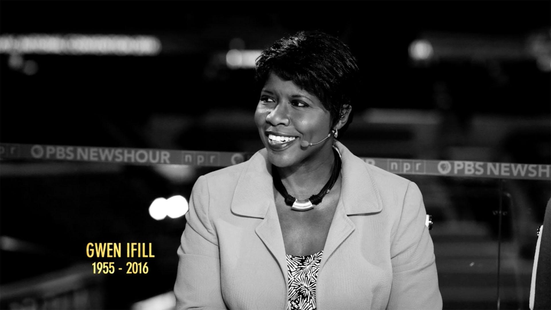 Gwen Ifill Remembrance