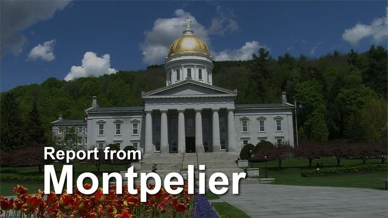 Vermont PBS Specials: Report From Montpelier   May 25, 2017